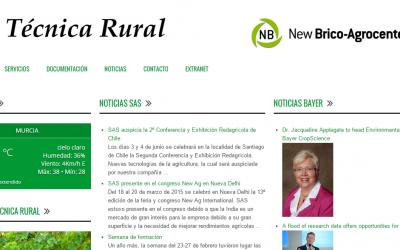 Nueva Web Tecnica Rural